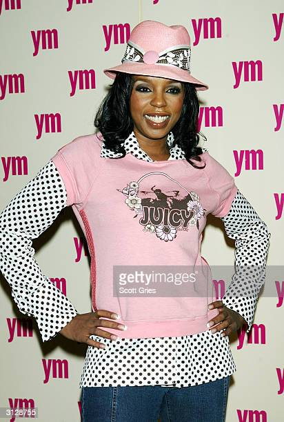 Rah Diggah arrives at the 5th Annual YM MTV Issue party at Spirit March 24 2004 in New York City