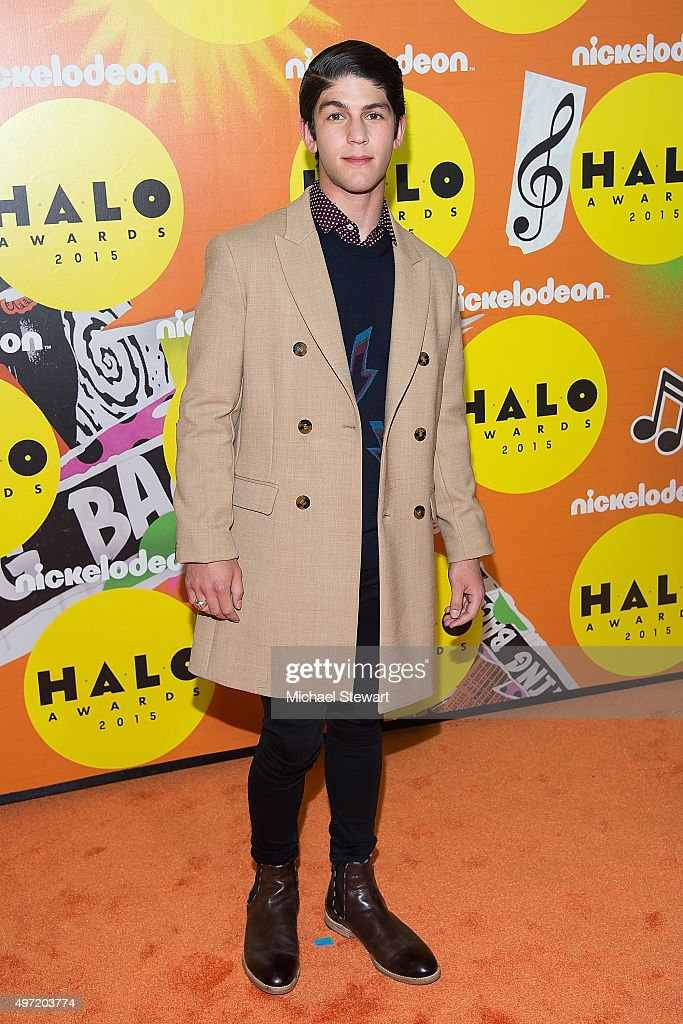 Rahart Adams attends the 2015 Halo Awards at Pier 36 on November 14, 2015 in New York City.
