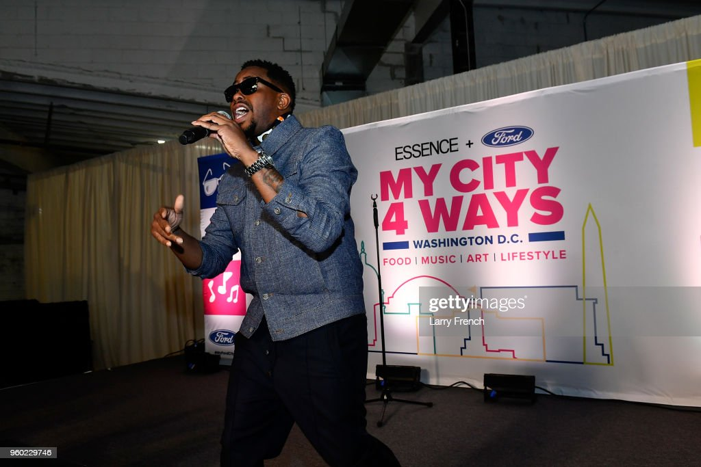 "Essence And Ford ""My City 4 Ways"""