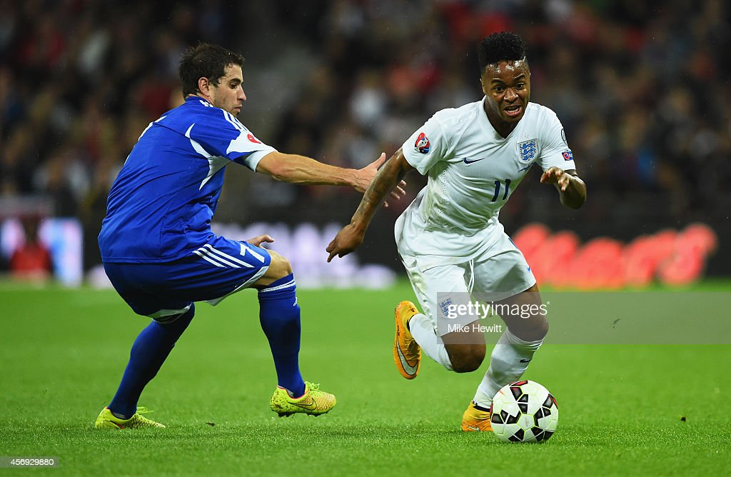 England v San Marino - EURO 2016 Qualifier : News Photo