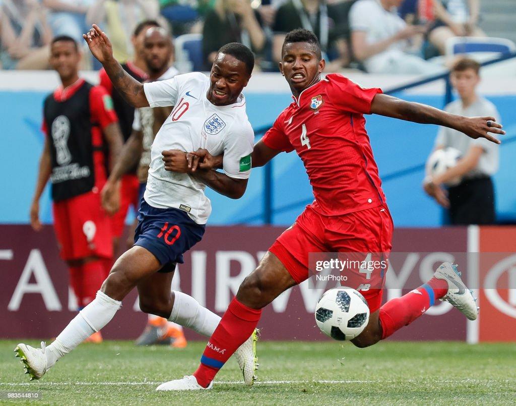 England v Panama: Group G - 2018 FIFA World Cup Russia : News Photo