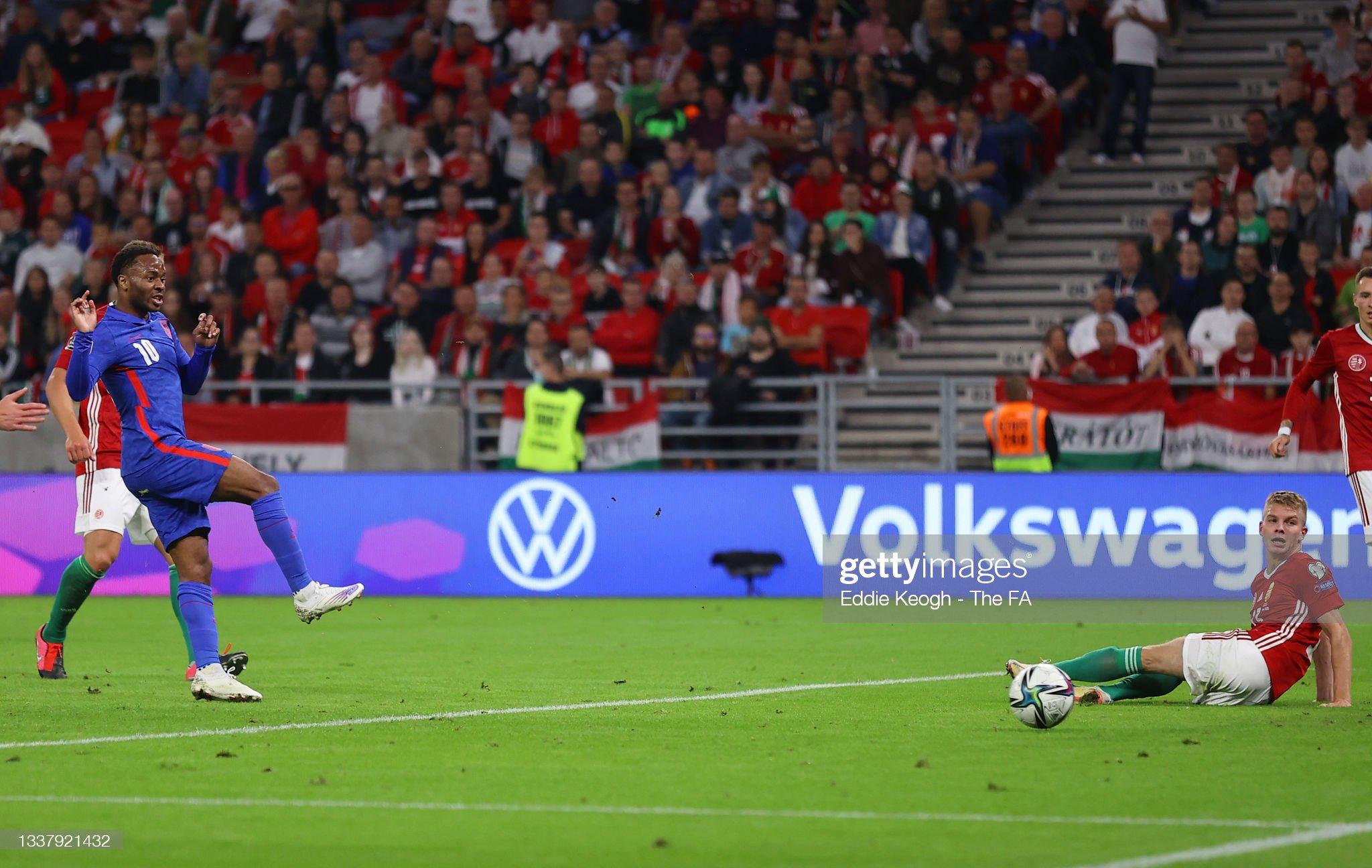 Hungary v England: 2022 FIFA World Cup Qualifier : News Photo