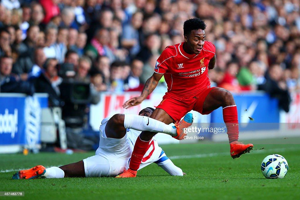 Queens Park Rangers v Liverpool - Premier League : News Photo
