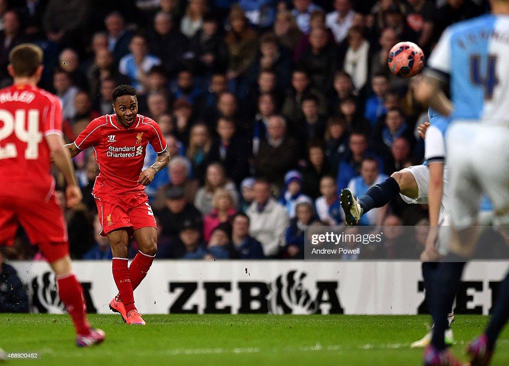 Blackburn Rovers v Liverpool - FA Cup Quarter Final Replay : News Photo