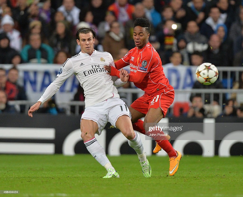 Real Madrid CF v Liverpool FC - UEFA Champions League : News Photo