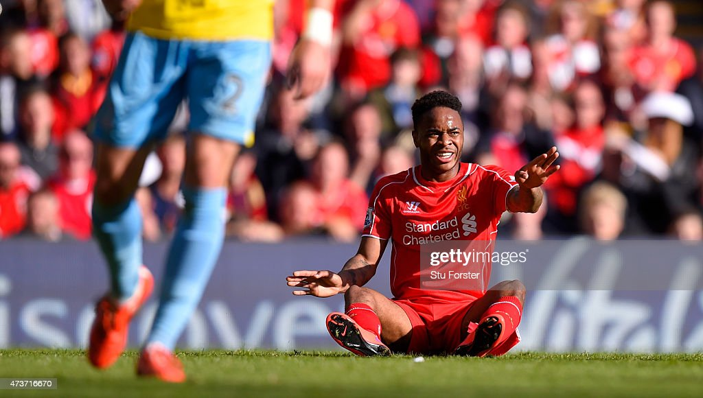 Liverpool v Crystal Palace - Premier League : News Photo