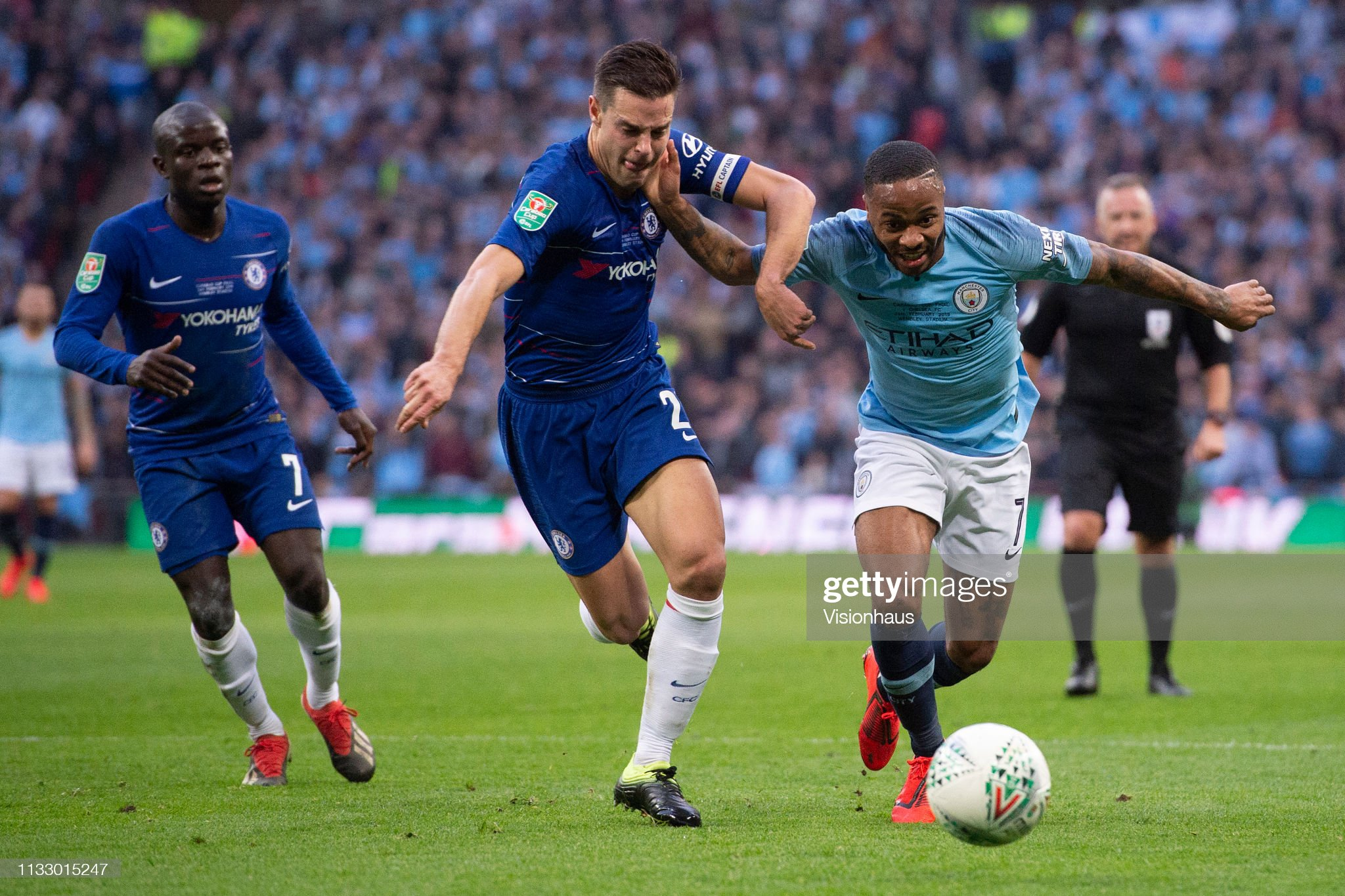 Chelsea v Manchester City - Carabao Cup Final : ニュース写真