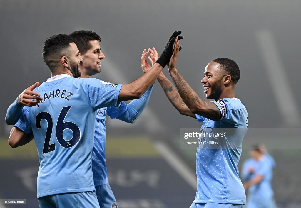 West Bromwich Albion v Manchester City - Premier League : ニュース写真
