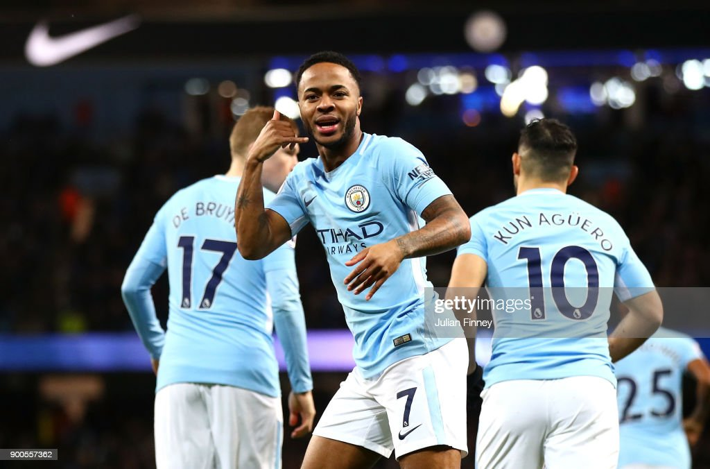 Manchester City v Watford - Premier League : News Photo