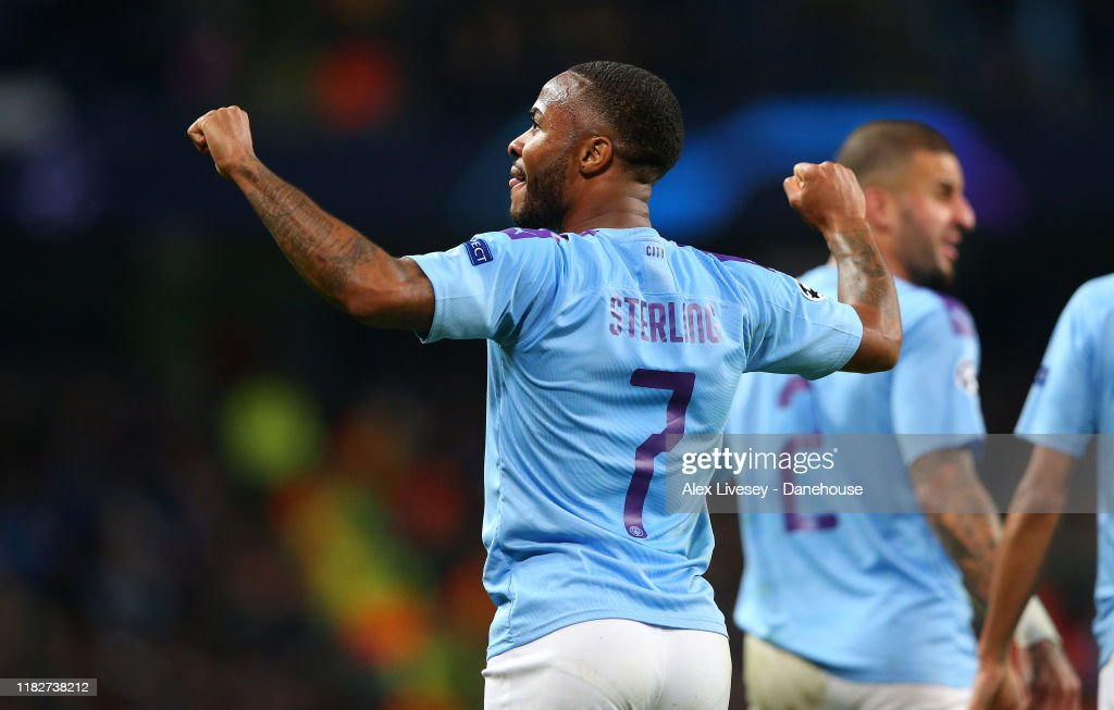 Manchester City v Atalanta: Group C - UEFA Champions League : News Photo