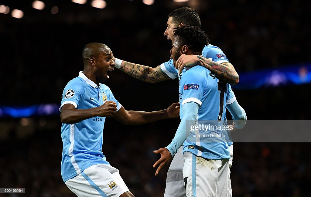 Manchester City FC v VfL Borussia Monchengladbach - UEFA Champions League : News Photo
