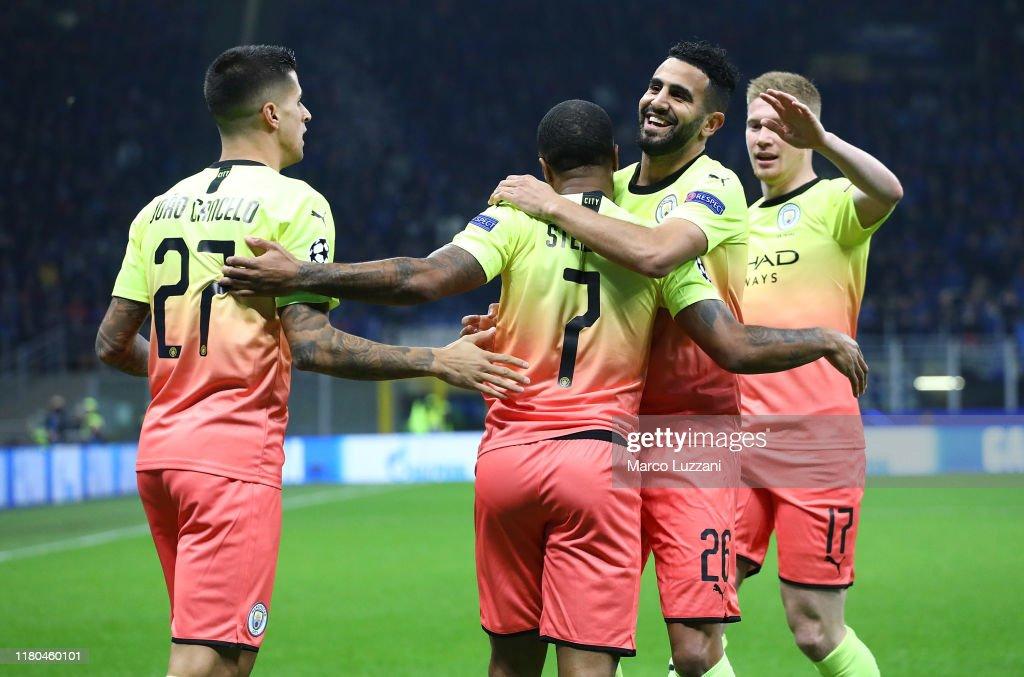 Atalanta v Manchester City: Group C - UEFA Champions League : ニュース写真