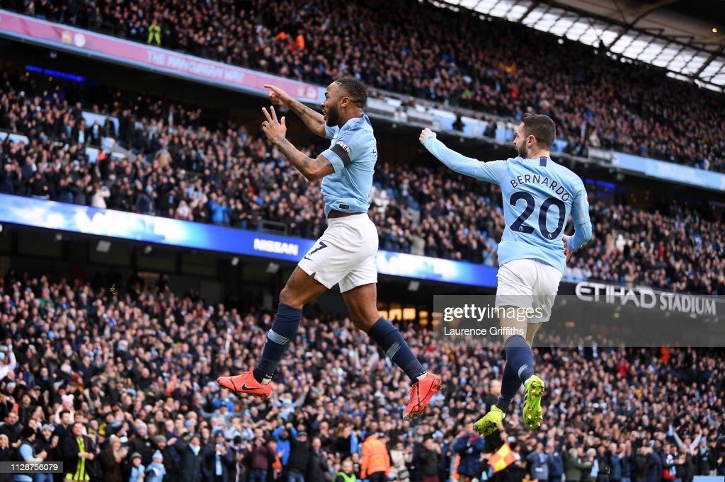 Manchester City v Chelsea FC - Premier League : Nachrichtenfoto