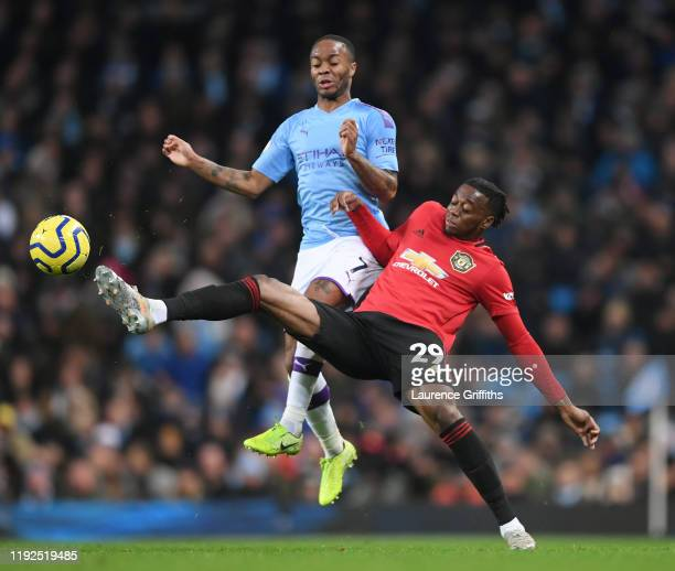 3 121 Aaron Wan Bissaka Photos And Premium High Res Pictures Getty Images