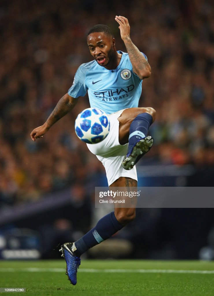 Manchester City v FC Shakhtar Donetsk - UEFA Champions League Group F : News Photo
