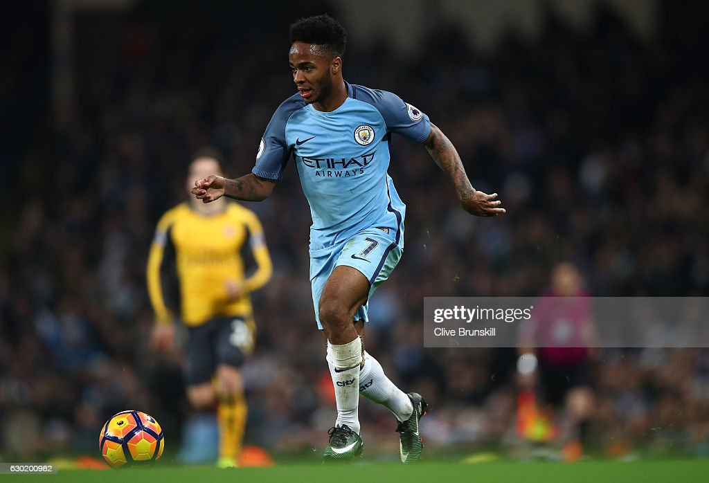 Manchester City v Arsenal  - Premier League : News Photo