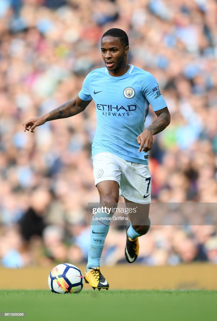 Manchester City v Stoke City - Premier League : News Photo