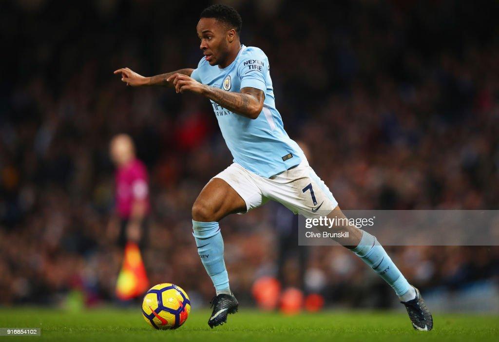 Manchester City v Leicester City - Premier League : ニュース写真
