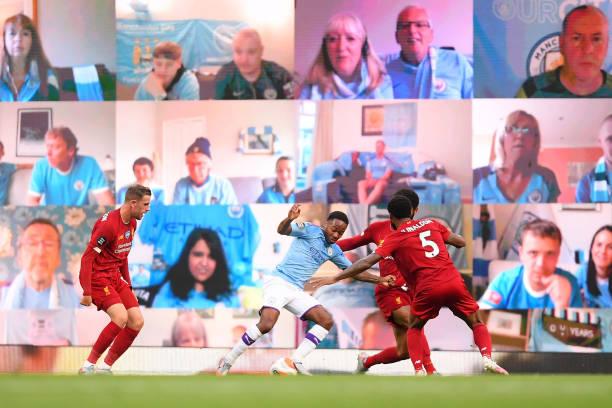 GBR: Manchester City v Liverpool FC - Premier League