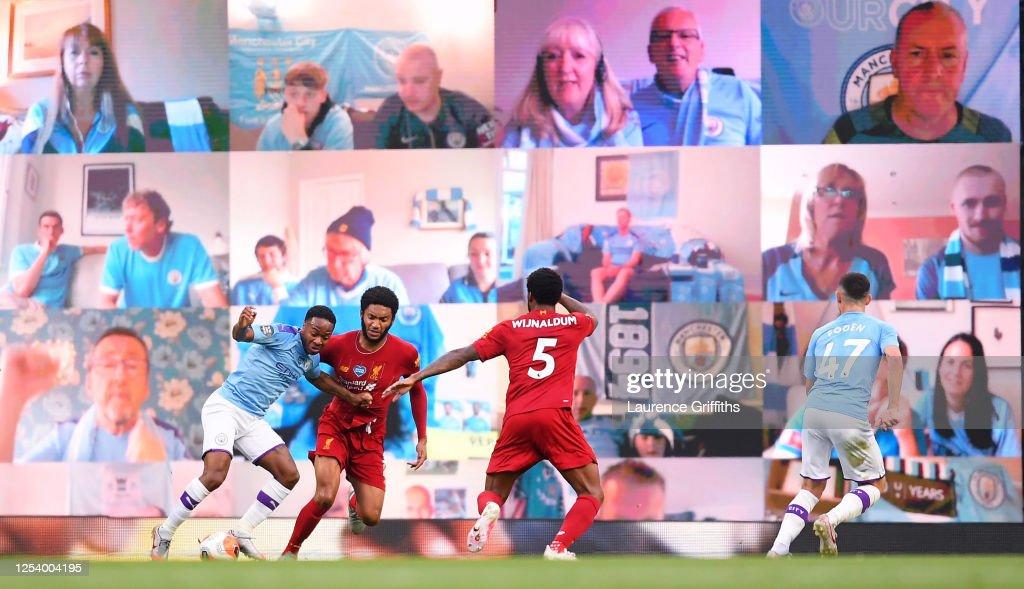 Manchester City v Liverpool FC - Premier League : ニュース写真