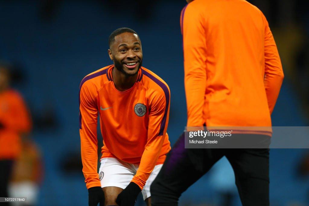 Manchester City v TSG 1899 Hoffenheim - UEFA Champions League Group F : News Photo