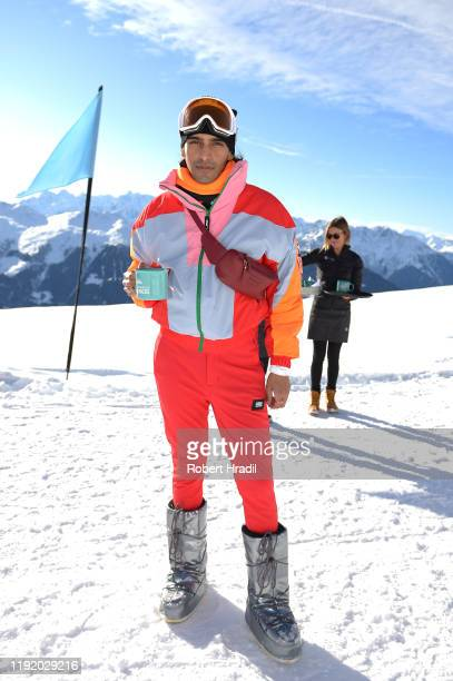 Rahi Chadda attends Casamigos in the Snow on December 04 2019 in Verbier Switzerland