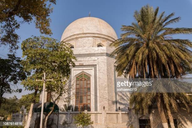 rahman baba shrine - peshawar stock pictures, royalty-free photos & images