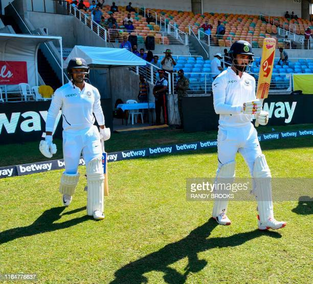 60 Top India V West Indies 2nd Test Day 2 Pictures, Photos