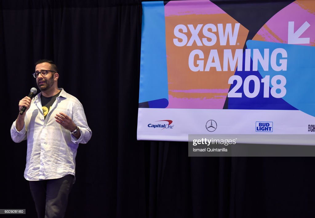 """On the Bleeding Edge: Esports and Ethereum"" - 2018 SXSW Conference and Festivals"