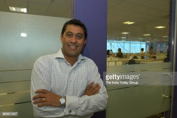 Rahul Verma, Director , Accenture India, at office, in