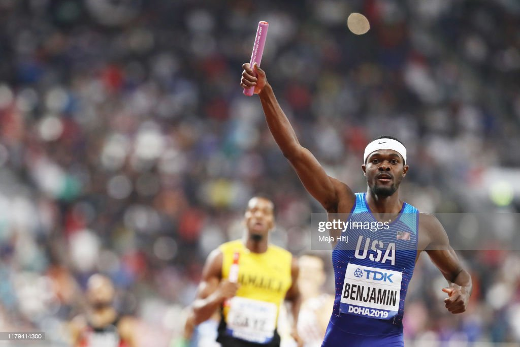 17th IAAF World Athletics Championships Doha 2019 - Day Ten : News Photo