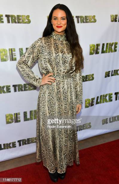 Rai Quartley attends the Los Angeles Premiere of Be Like Trees at Regent Landmark Theater on April 30 2019 in Los Angeles California