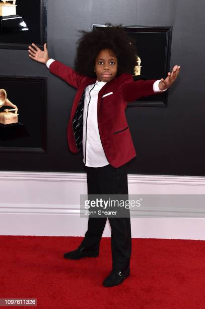 RaifHenok Emmanuel Kendrick attends the 61st Annual GRAMMY Awards at Staples Center on February 10 2019 in Los Angeles California