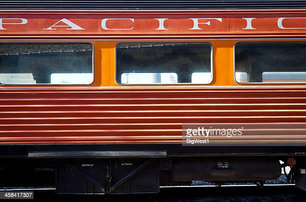 rail car museum - railroad car stock pictures, royalty-free photos & images
