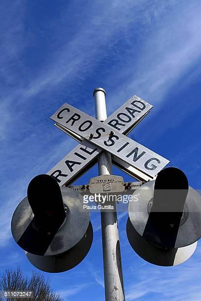 Rail Crossing Door CO WI