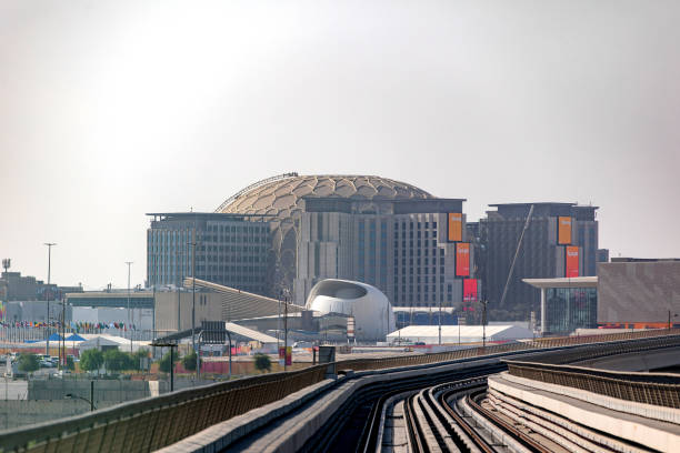 ARE: Dubai Prepares For World Expo 202