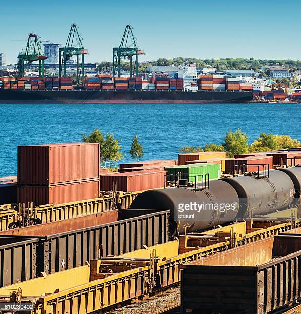rail shunting yard - shunting yard stock photos and pictures