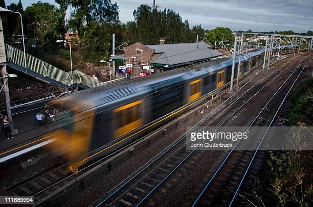 Rail Tavel in Sydney's Inner West