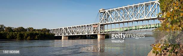 Railroad Lift Bridge