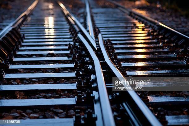 Railroad siding