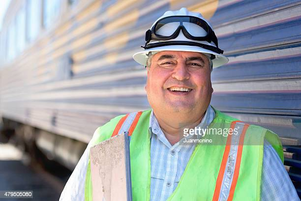 Railroad worker