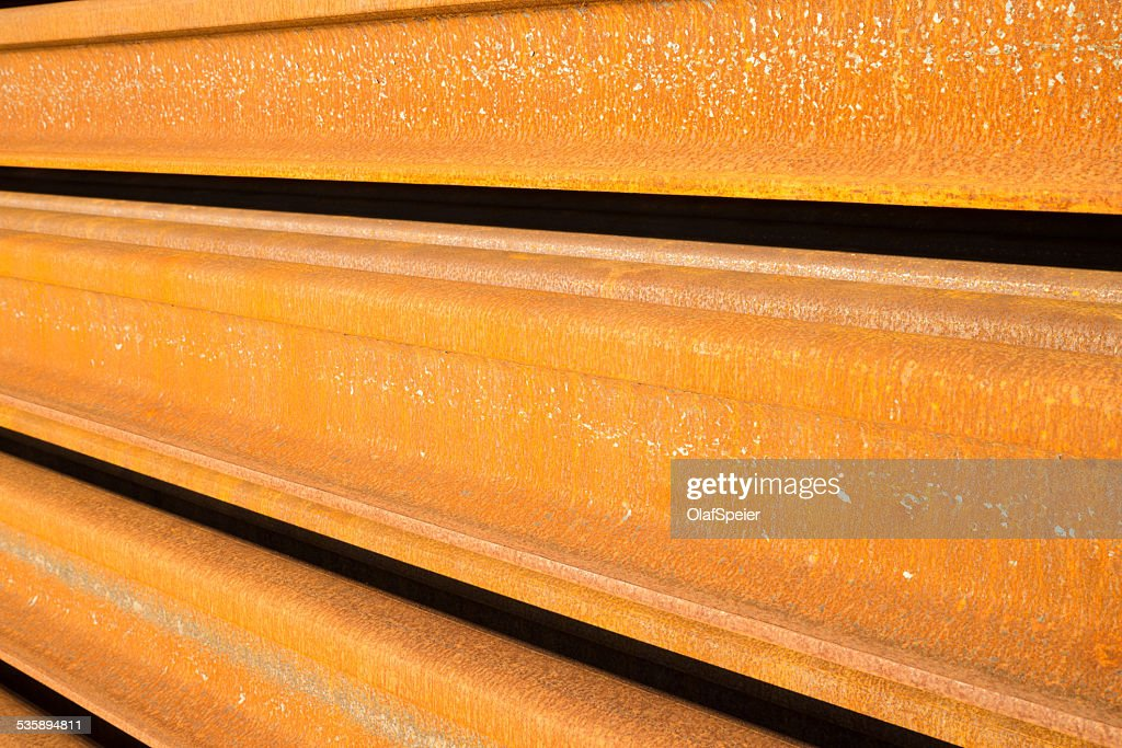 Rails : Stock Photo