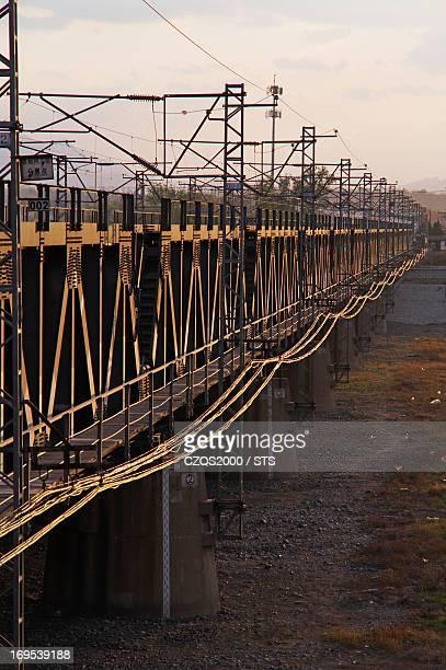 railway bridge - 2000 2009 stock pictures, royalty-free photos & images