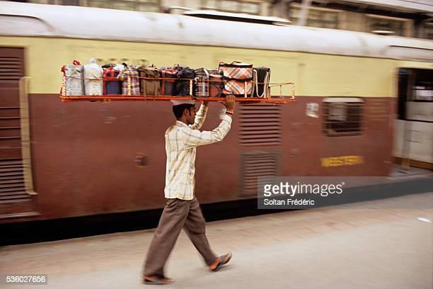 Railway in Mumbai