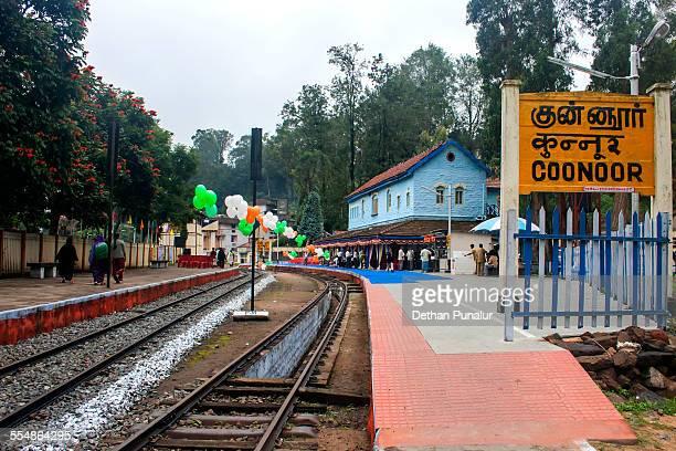 Railway station, Coonoor