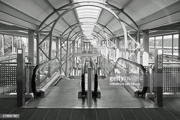 Railway Station 'sHertogenbosch Noord Brabant Netherlands