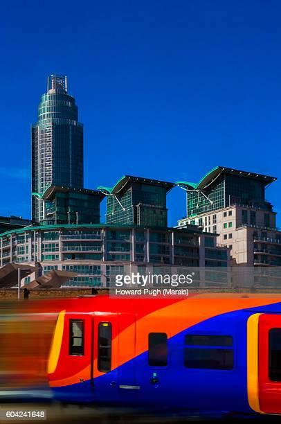 Railway Station Views