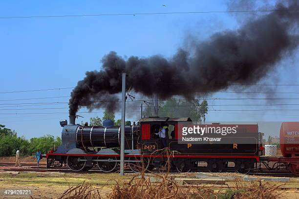 CONTENT] Railway steam safari rushing toward Changa Manga station Few years before The Last steam safari was arranged from Lahore Cant Station to...