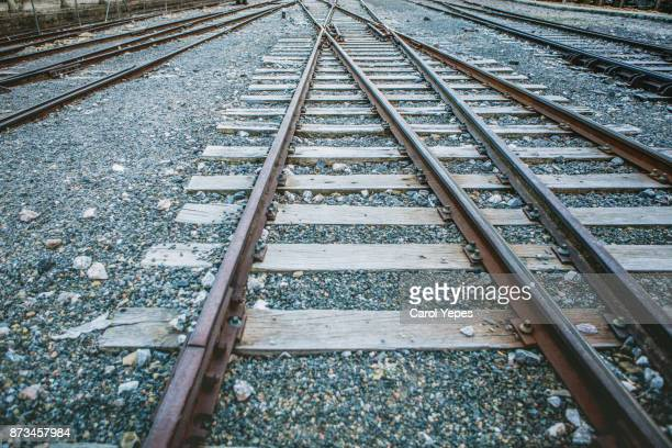 railways - railroad stock pictures, royalty-free photos & images
