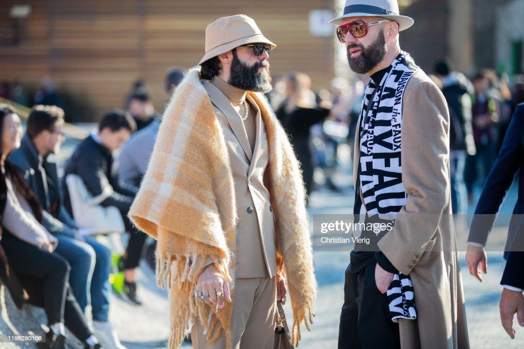 Pitti Immagine Uomo 97 - Street Style : Foto di attualità